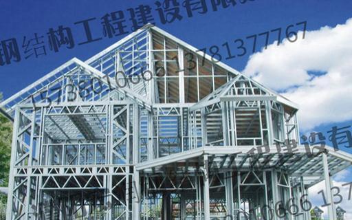 河南濮阳钢结构楼房