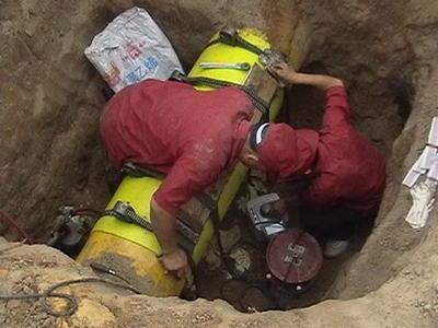 水泥管道防水堵漏