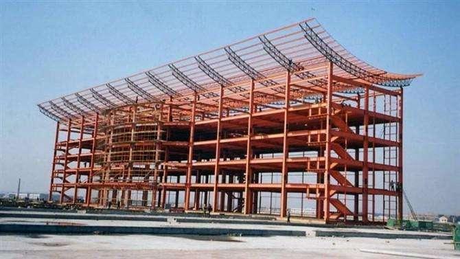 河南钢结构楼房