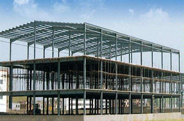濮阳钢结构工程